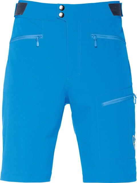 Norrøna Falketind Flex1 korte broek Heren blauw